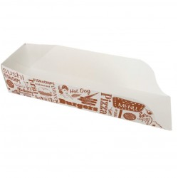 Porta Hot Dog Maxi 25x7x5 cm
