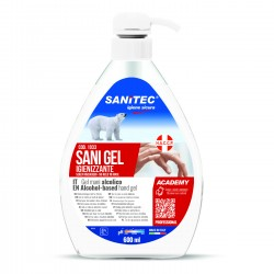 Sanitec Sani Gel 600 ml