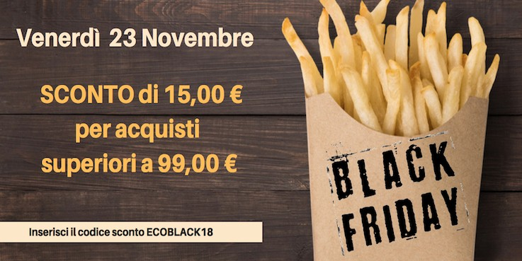 sconto black friday